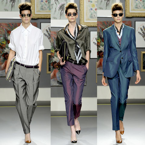 Paul Smith- spring/ summer 2011