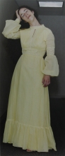 Rachel in Yellow Dress - Tanyth Berkley