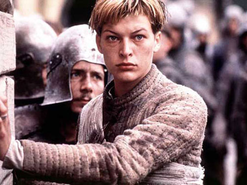 The Messenger: The Story of Joan of Arc directed by Luc Besson