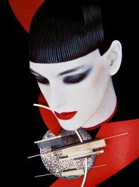 Yves Saint Laurent make up 1980