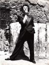 Claudia Cardinale Vogue Italia, ottobre 1994
