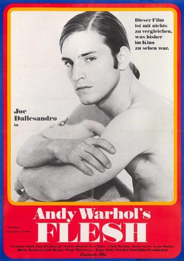 Andy Wharol's Flesh