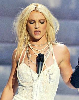 Britney Spears - Like a virgin