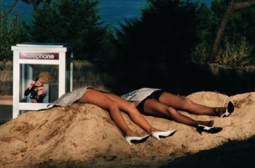 Guy Bourdin per Roland Pierre