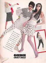 Dolly Magazine August 1985