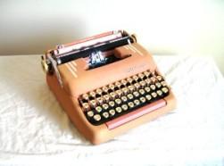 La macchina da scrivere di Patty