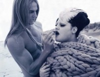Beth Ditto per Pop Magazine, 2007