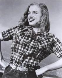 Norma Jean Baker