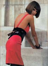 Vogue France 1986 Linda Evangelista