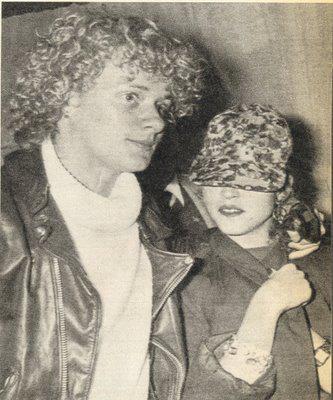 Martin Burgoyne & Madonna