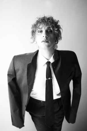Mannish Icon Patty Owens by Francesco Paolo Catalano Malesoulmakeup September 2012