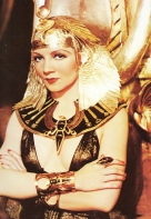 Claudette Colbert by Paul Hesse for Cleopatra, 1934