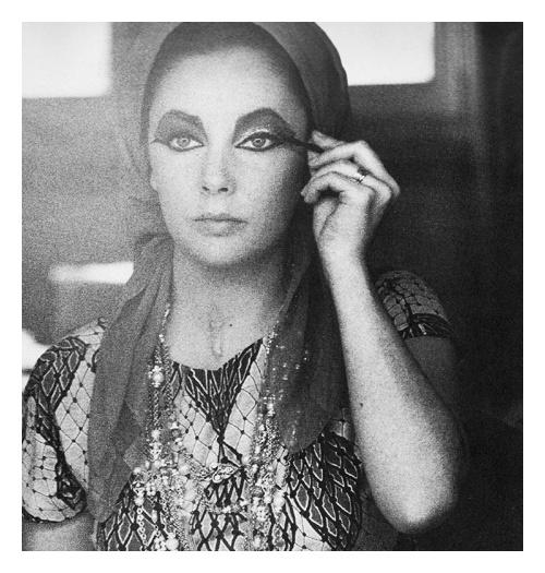 Roddy Mcdowall And Elizabeth Taylor Cleopatra, Regi...