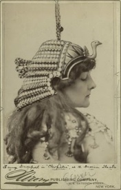 Fanny Davenport, 1890