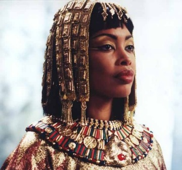 Gina Torres in Xena: The Warrior Princess