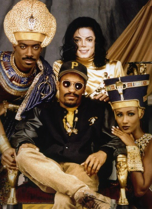 Remember the time, 1991Eddie Murphy, Michael Jackson, John Singleton, Iman