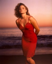 Jodie Foster, Malibu, California 1988 Photographs by Annie Leibovitz