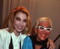 Mariangela Melato & Lina Wertmuller