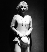 "Mariangela Melato by Vasco Ascolini - ""Vestire gli ignudi"", 1985"