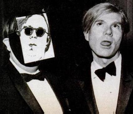 Andy Warhol, Black & White Ball, 1966