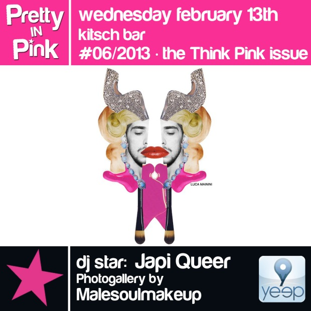 Pretty in Pink - Think Pink Issue