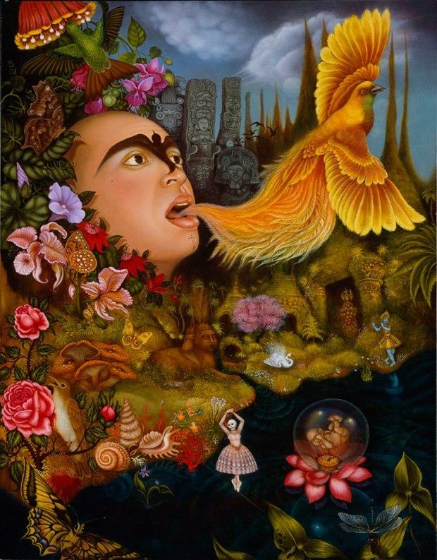 Tino Rodriguez  - Xochipilli's Ecstatic Universe