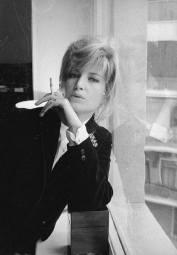 Monica Vitti by Larry Ellis, 1965