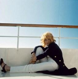 Monica Vitti, Cannes Festival, 1972