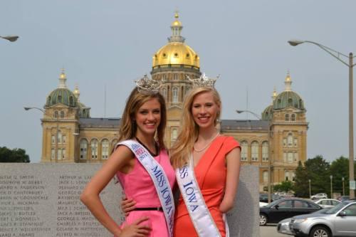 Nicole Kelly, Miss Iowa 2013