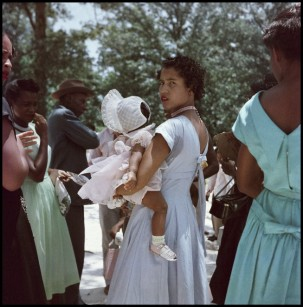 Gordon Park, Shady Grove, Alabama, 1956