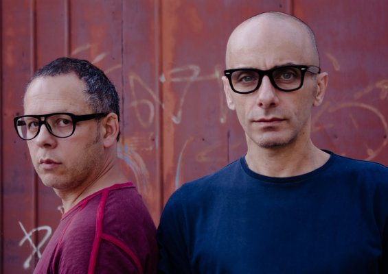 Gianni Forte e Stefano Ricci. Foto Francesco Paolo Catalano